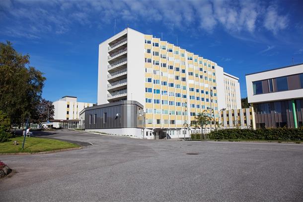 Ålesund sjukehus