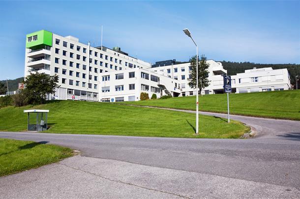 Molde sjukehus