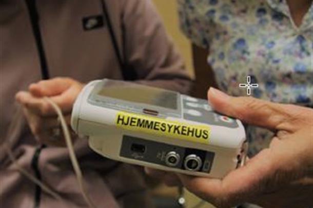 Heimesjukehus