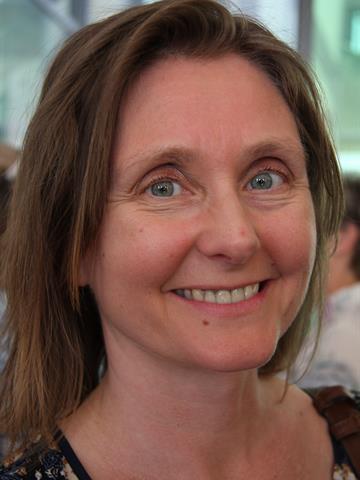 Programansvarleg Solveig Roth Hoff gler seg til konferansen