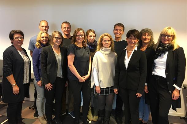 Barnepediatrigruppa i Helsee Møre og Romsdal
