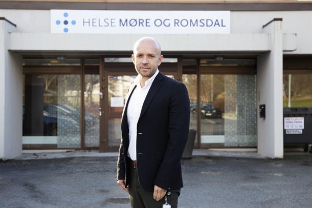 Adm.dir Øyvind Bakke