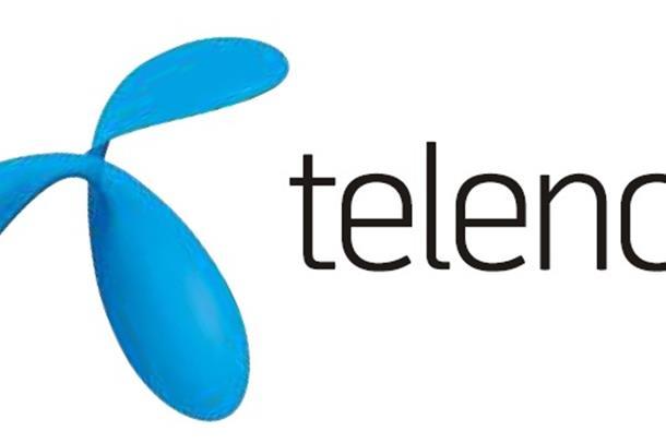 Logo, Telenor