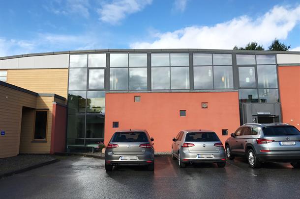 Ungdomspsykiatrisk sengepost i Ålesund