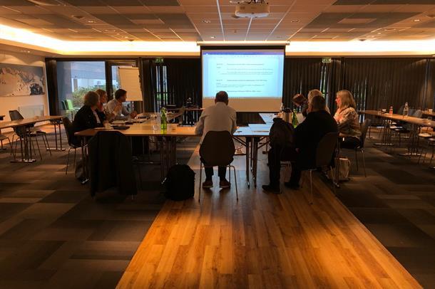 Frå styremøtet 23. oktober